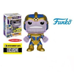 FUNKO POP! THANOS    🔅Exclusive🔅